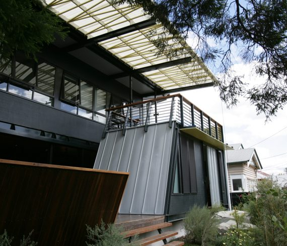 Grandstand House by Push Architecture