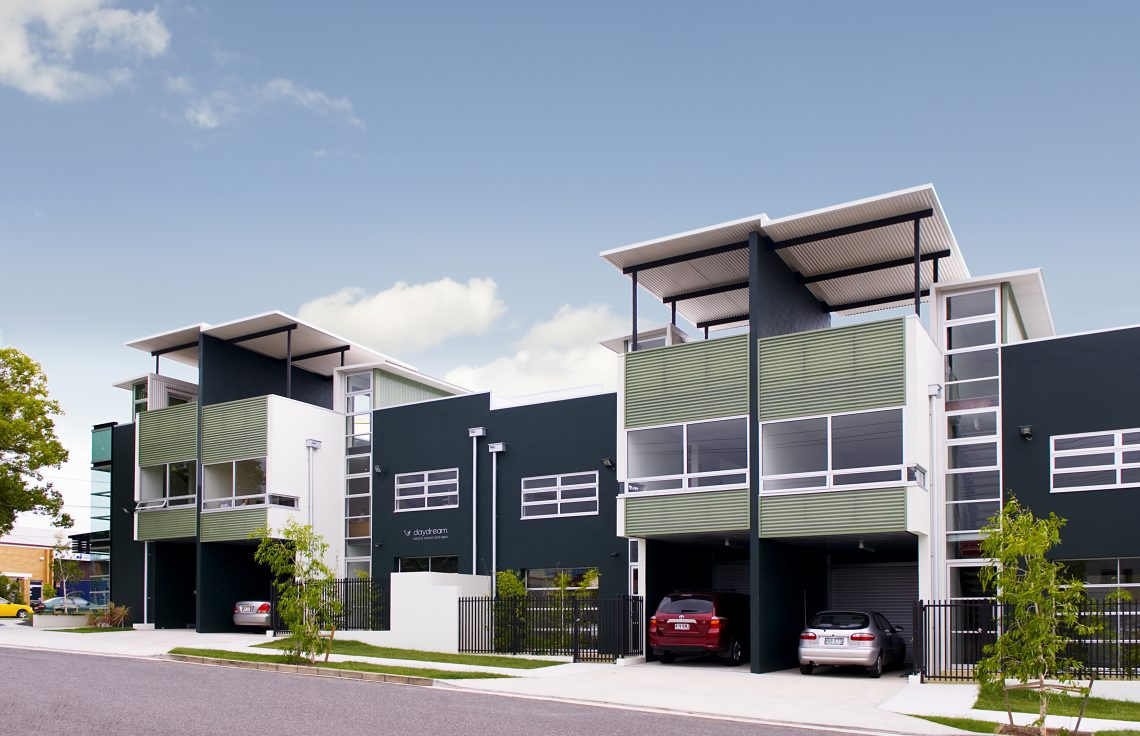 Push Architect Bowen Hills Brisbane office