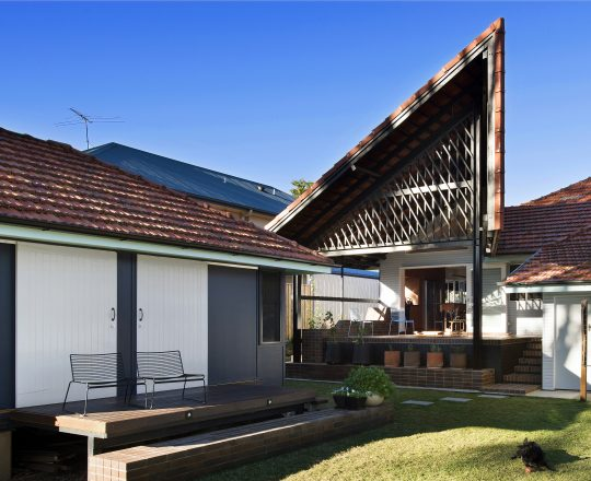 Push Architecture Wilston Bungalow Brisbane House Renovation Interior © Mindi Cooke