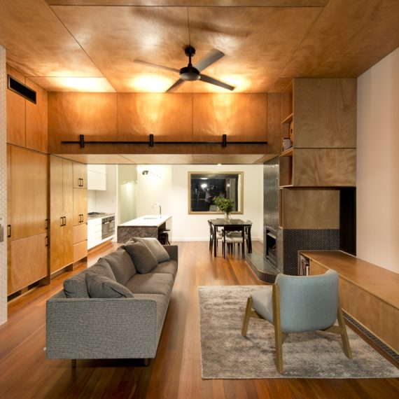 Brighton Twin Set Highgate Hill Brisbane by Push Architecture