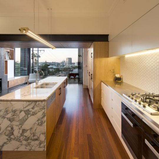 Brisbane architect Push Brighton Twin Set Highgate Hill multi residential architecture AIA Queensland Architecture Awards State Medal Job and Froud award multiple housing