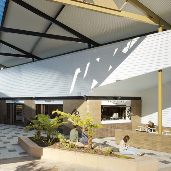 Griffith University Southport Campus Mixed Use Commercial Project by Push Architecture