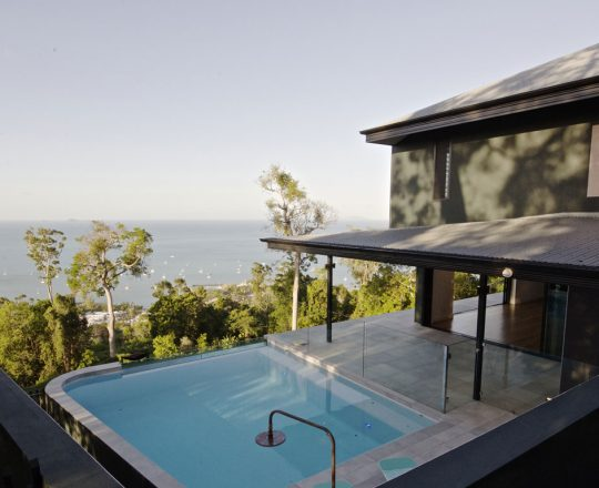 Mount Whitsunday Residence Airlie Beach by Push Architecture