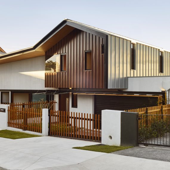 Sussex Eave new house Brisbane Architect Push West End architecture home architect