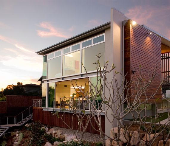 70 Residence Brisbane Riverfront New Home by Push Architecture