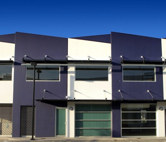 Brisbane office and industrial unit architect Push architect Port IT Melbourne