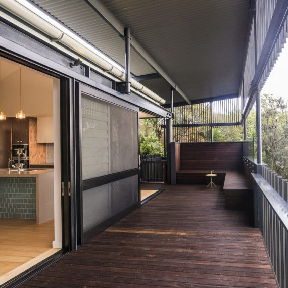 Marcus Beach Residence by Push Architecture