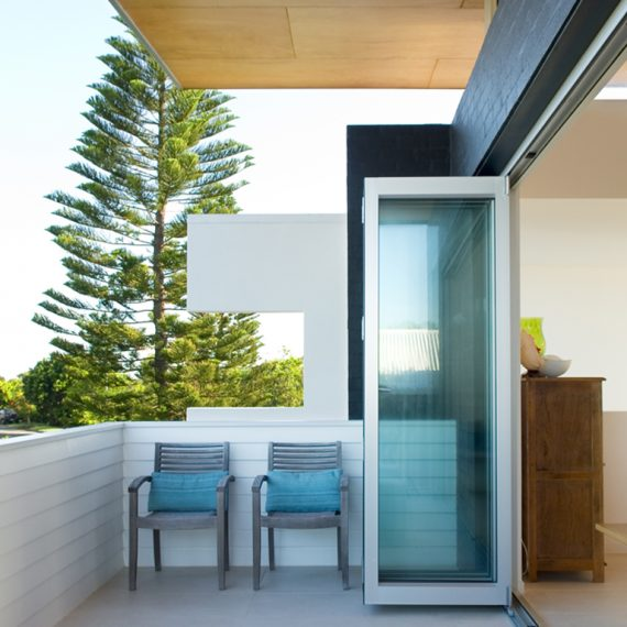 Sunshine Coast Beach House Renovation Push Architect 251 Residence AIA Award Winning House balcony
