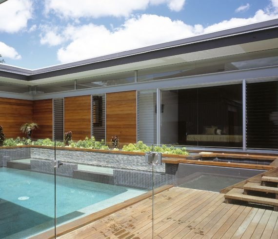 Push Architecture Residential House New House Brisbane 171 Residence 2016 AIA Queensland Architecture Awards