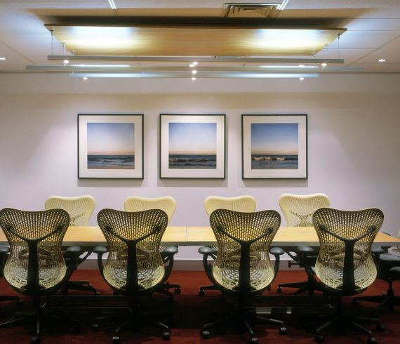 Westwood Group Brisbane architect Push office fitout interior design