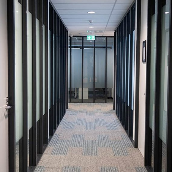 Push Architecture Offices First Australia Fair Office Tower Southport Commercial Interiors